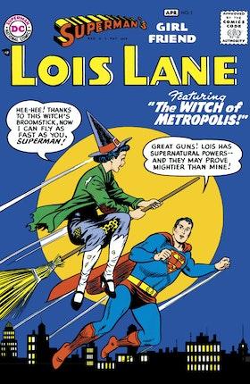 Superman's Girl Friend Lois Lane #1
