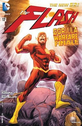 Flash (2011-) #17