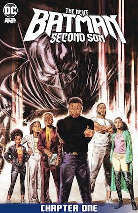 The Next Batman: Second Son #1