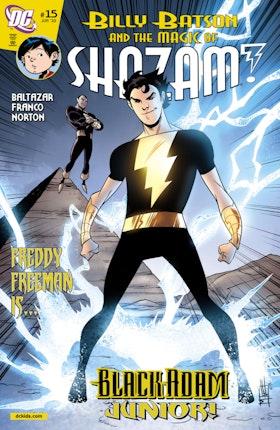 Billy Batson & the Magic of Shazam! #15