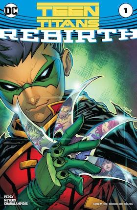 Teen Titans: Rebirth (2016-) #1