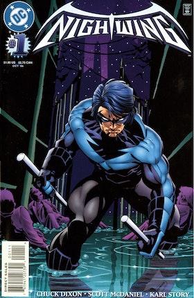Nightwing (1996-) #1