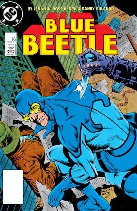 Blue Beetle (1986-) #16