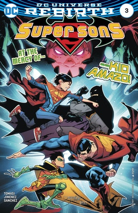 Super Sons (2017-) #3