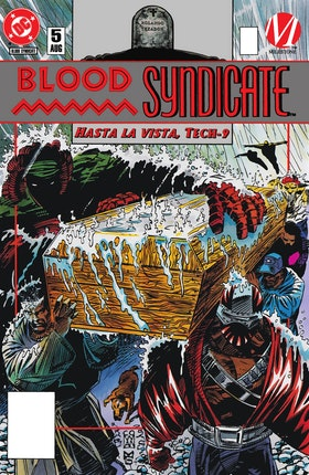 Blood Syndicate #5