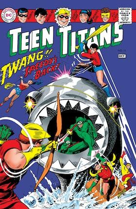 Teen Titans (1966-) #11