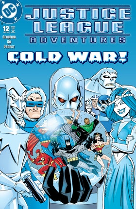 Justice League Adventures #12