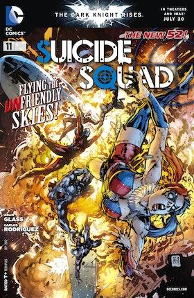 Suicide Squad (2011-) #11