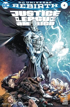 Justice League of America (2017-) #4