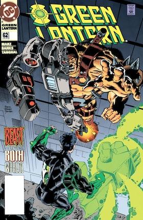 Green Lantern (1990-) #62