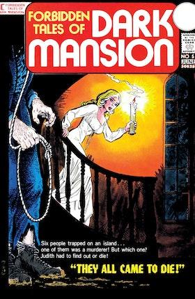 Forbidden Tales of Dark Mansion #5