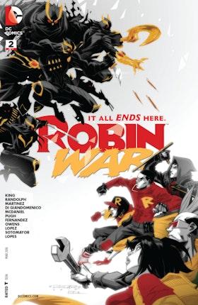 Robin War #2