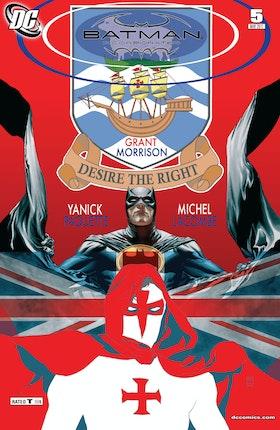 Batman Incorporated (2010-) #5
