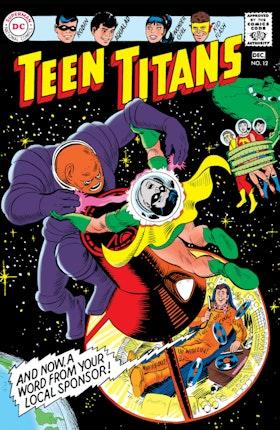 Teen Titans (1966-) #12