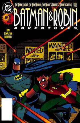 The Batman and Robin Adventures #1