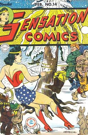 Sensation Comics #14