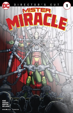 Mister Miracle #1 Director's Cut (2018-) #1