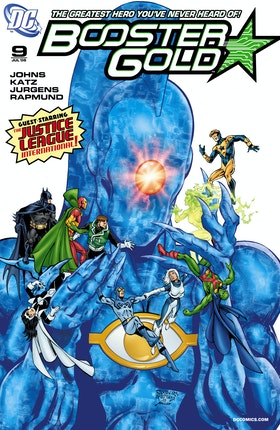 Booster Gold (2007-) #9