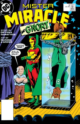 Mister Miracle (1988-) #6