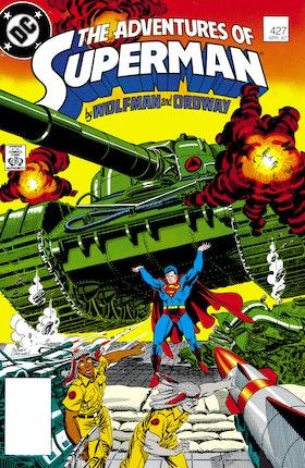 Adventures of Superman (1987-2006) #427