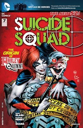 Suicide Squad (2011-) #7