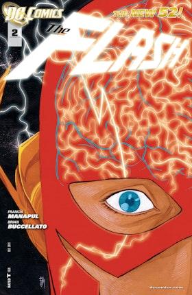Flash (2011-) #2