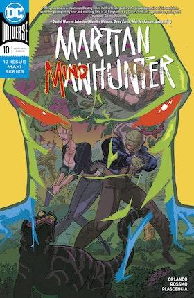Martian Manhunter (2018-2020) #10
