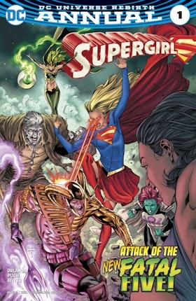 Supergirl Annual (2017-) #1