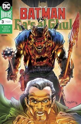 Batman vs. Ra's Al Ghul #3