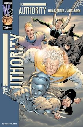 The Authority (1999-) #16