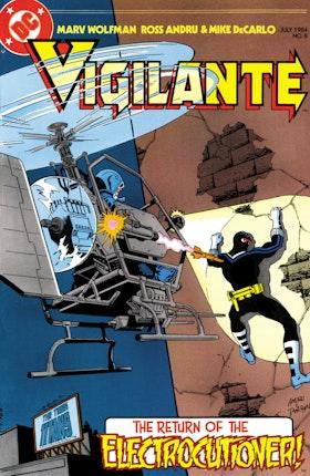 The Vigilante #8
