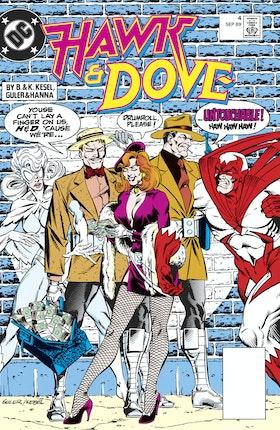 Hawk & Dove (1989-) #4