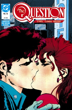 The Question (1986-) #12