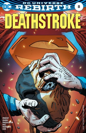Deathstroke (2016-) #8