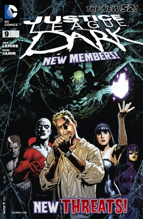 Justice League Dark (2011-) #9