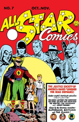 All-Star Comics #7
