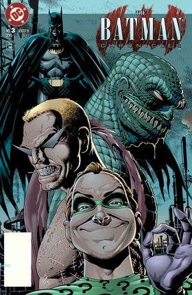 The Batman Chronicles #3
