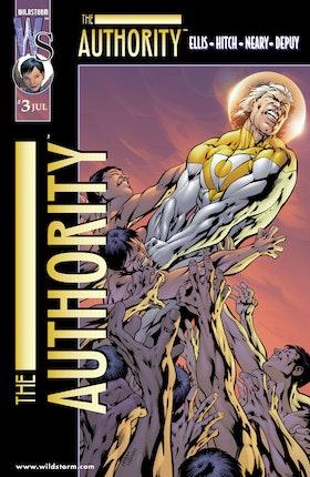 The Authority (1999-) #3