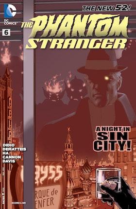 Phantom Stranger (2012-) #6