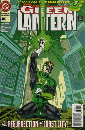 Green Lantern (1990-) #48