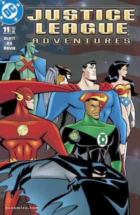 Justice League Adventures #11