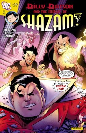 Billy Batson & the Magic of Shazam! #16