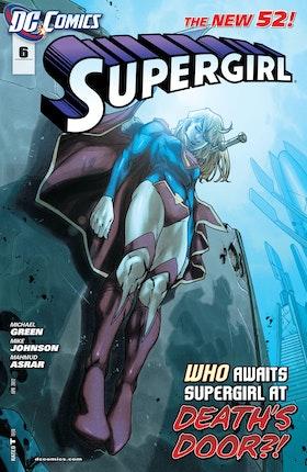 Supergirl (2011-) #6