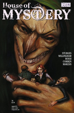 House of Mystery (2008-) #16