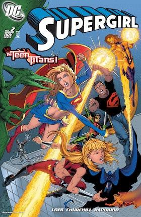 Supergirl (2005-) #2