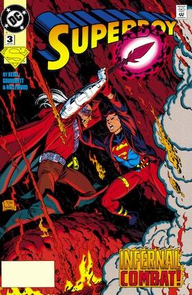 Superboy (1993-) #3