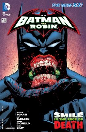 Batman and Robin (2011-) #14
