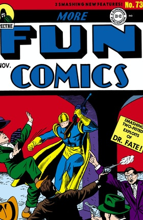 More Fun Comics #73