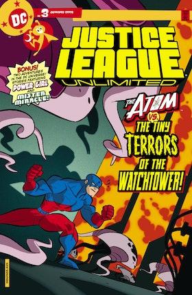 Justice League Unlimited #3