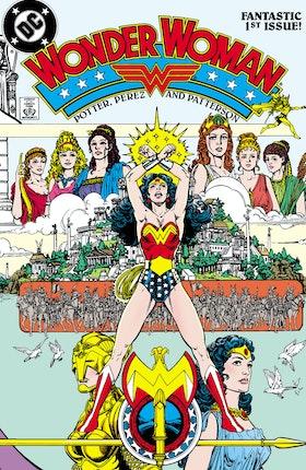 Wonder Woman (1986-) #1